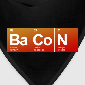 Bacon Elements - Bandana