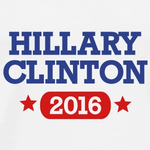 Clinton for President Accessories - Men's Premium T-Shirt