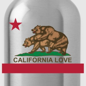 California Love - Water Bottle