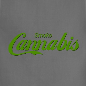 Smoke Cannabis - Adjustable Apron