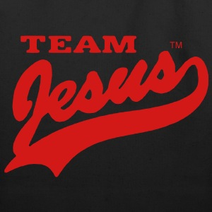 Team Jesus T-Shirts - Eco-Friendly Cotton Tote