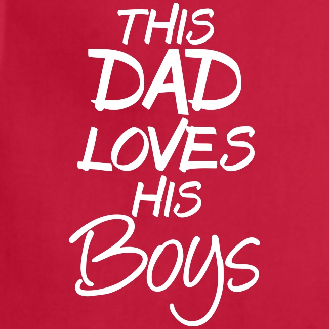 this dad loves his boys