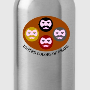 United colors of bears - Water Bottle