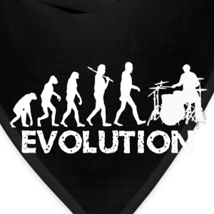 Evolution of a Drummer - Bandana