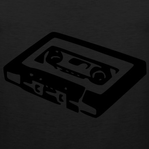 Mix Tape T-Shirts - Men's Premium Tank