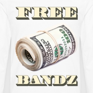 Free Bandz T-Shirts - Men's Premium Long Sleeve T-Shirt