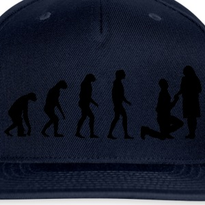 Evolved to Engagement T-Shirts - Snap-back Baseball Cap