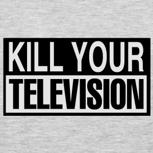 kill your television Hoodies - Men's Premium Long Sleeve T-Shirt