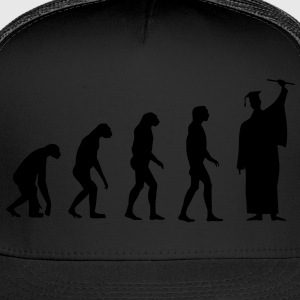 Evolved to Graduate T-Shirts - Trucker Cap