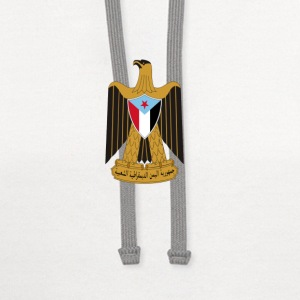 Coat of arms of South Yemen Eagle of Saladin T-Shirts - Contrast Hoodie