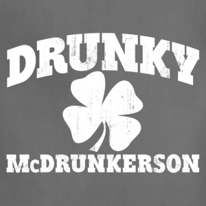 DRUNKY McDRUNKERSON T-Shirts - Adjustable Apron