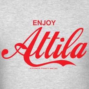 Attila Cola Style Crew - Men's T-Shirt