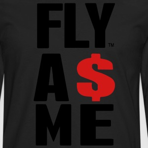FLY AS ME Hoodies - Men's Premium Long Sleeve T-Shirt