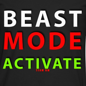 BEAST MODE ACTIVATE - Men's Premium Long Sleeve T-Shirt