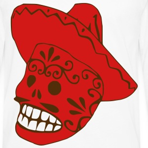 Day of The Dead T-Shirts - Men's Premium Long Sleeve T-Shirt