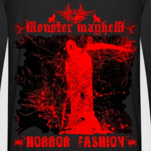 Monster Mayhem 14 - Men's Premium Long Sleeve T-Shirt