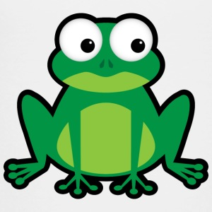 Cute Cartoon Frog Kids' Shirts - Toddler Premium T-Shirt