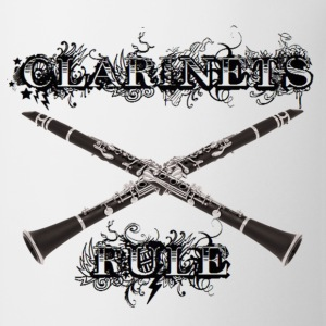 Clarinets Rule - Coffee/Tea Mug