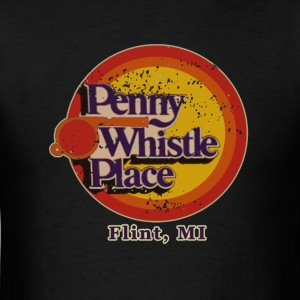 Penny Whistle Place Hoodies - Men's T-Shirt