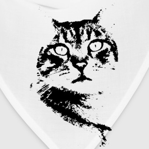 Captivating Kitty T-Shirts - Bandana