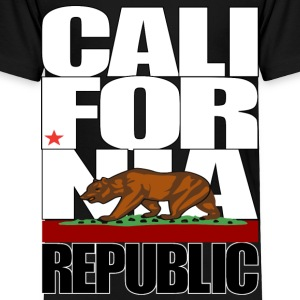 california republic Kids' Shirts - Toddler Premium T-Shirt