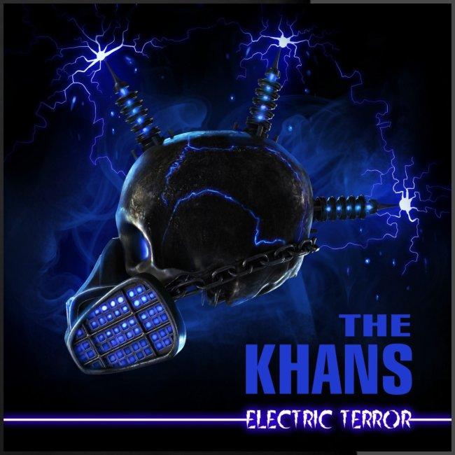 Official Electric Terror Mug (Blue)