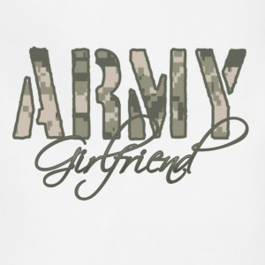 Army Girlfriend - Adjustable Apron
