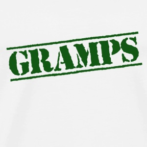 Gramps - Men's Premium T-Shirt