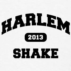 Harlem Shake Vector Buttons - Men's T-Shirt