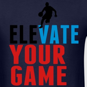 ELEVATE YOUR GAME Hoodies - Men's T-Shirt