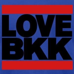 LOVE BKK Hoodies - Men's T-Shirt by American Apparel