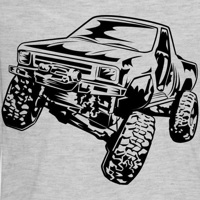 Rock Crawling Off-Road Truck Shirt