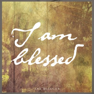 I am blessed T-Shirts - Men's Hoodie