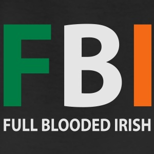 fbi full blooded irish Long Sleeve Shirts - Leggings