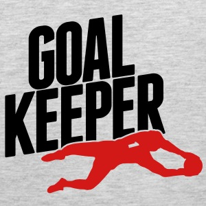goalkeeper Long Sleeve Shirts - Men's Premium Tank