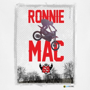 Ronnie Mac Graphic T - Adjustable Apron