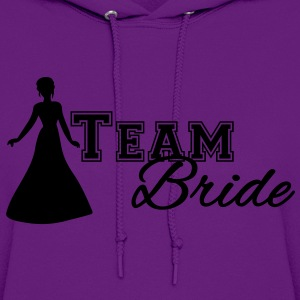 Team Bride Women's T-Shirts - Women's Hoodie