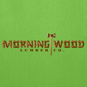 Morningwood Lumber Co T-Shirts - Tote Bag