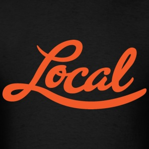 Local San Francisco - Men's T-Shirt