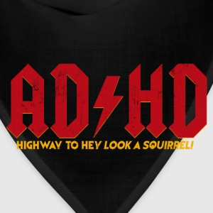 AD/HD T-Shirts - Bandana