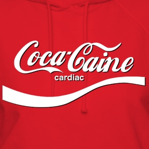 Coca Caine T-Shirts - Women's Hoodie