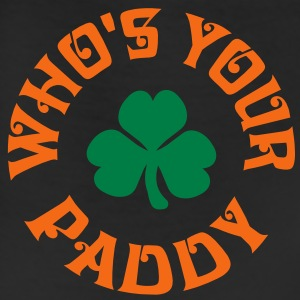 Whos Your Paddy v2 T-Shirts - Leggings