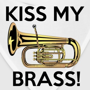 Kiss My Brass Tuba - Bandana