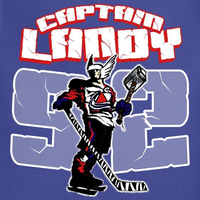 Captain Landy - Mens
