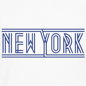 New York Kids' Shirts - Men's Premium Long Sleeve T-Shirt