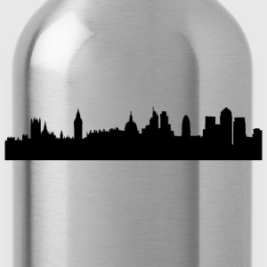 London cityscape silhouette T-Shirts - Water Bottle