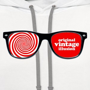 Vintage icons 01 - X-Ray specs Women's T-Shirts - Contrast Hoodie