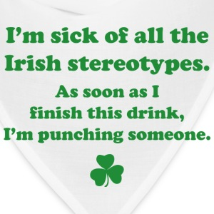 Irish stereotypes - Bandana