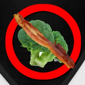 No Broccoli Bacon Hoodie! - Bandana
