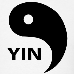 yin Hoodies - Men's T-Shirt